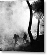 Korean War: Combat, 1951 Metal Print