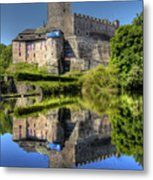 Kost Castle Metal Print