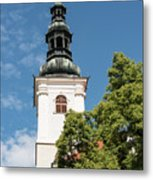 Krems Dom Der Wachau Metal Print