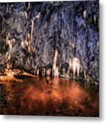 Krka National Park Metal Print