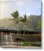 Kualoa Ranch 2 Metal Print