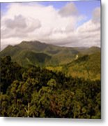 Kuranda Queensland Metal Print