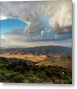 Kwaaymii Point Monsoon Metal Print