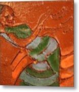 Kwepena - Tile Metal Print