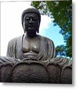 Kwon Yin Temple 7 Metal Print