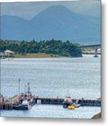 Kyle Of Lochalsh And The Isle Of Skye, Metal Print