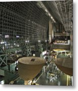 Kyoto Main Train Station - Japan Metal Print