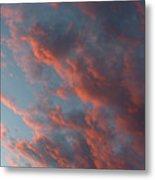 La Boca Sunset Metal Print