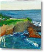 La Jolla Cove 021 Metal Print