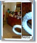 La Mystic Photo Metal Print