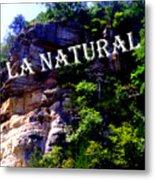 La Natural 2 Metal Print