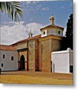 La Rabida Monastery - Huelva Metal Print