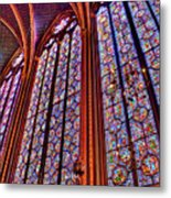 La Sainte-chapelle Metal Print