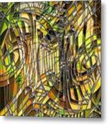 Labirinto2 Metal Print