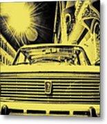 Lada 2101 Metal Print
