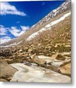 Ladakh  Metal Print