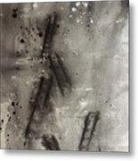 Ladders Metal Print