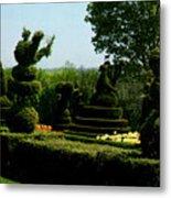 Ladew Topiary Gardens Metal Print