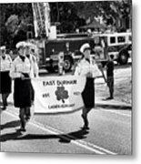 Ladies Auxiliary Of East Durham Metal Print