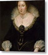 Lady Alethea Talbot, Countess Of Arundel Metal Print