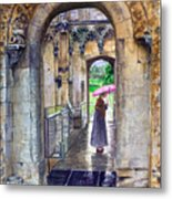 Lady Chapel Metal Print