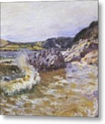 Lady Cove Metal Print