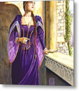 Lady Ettard Metal Print