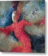 Lady Of Dance Metal Print