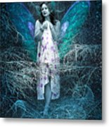Lady Of Forest Metal Print