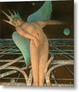 Lady Of The Angels Metal Print