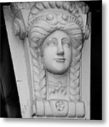 Lady Of The House Athlone Ireland Metal Print