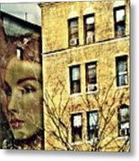 Lady Of The House Metal Print