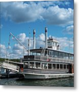 Lady Of The Lake Wisconsin Metal Print