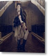 Lady Of The Manor Metal Print