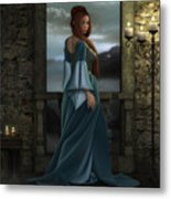 Lady Of The North Metal Print