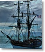 Lady Washington-3 Metal Print