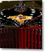 Lagonda Badge Metal Print
