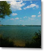 Lake Calhoun 3796 Metal Print