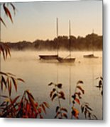 Lake Calhoun Metal Print