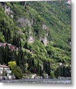 Lake Como 15 Metal Print