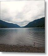 Lake Crescent Four Metal Print