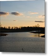 Lake Cumberland County Tennessee Metal Print