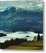 Lake District Metal Print
