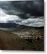 Lake Elsinore Waiting Metal Print