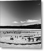 Lake Fun 5 Metal Print