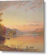 Lake George  Ny Metal Print