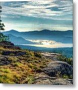 Lake George From Cat Mountain 1 Metal Print