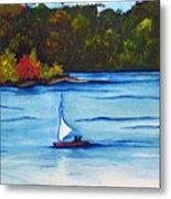 Lake Glenville  Sold Metal Print