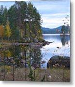 Lake Gustav Adolf Sweden Metal Print