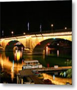 Lake Havasu Metal Print